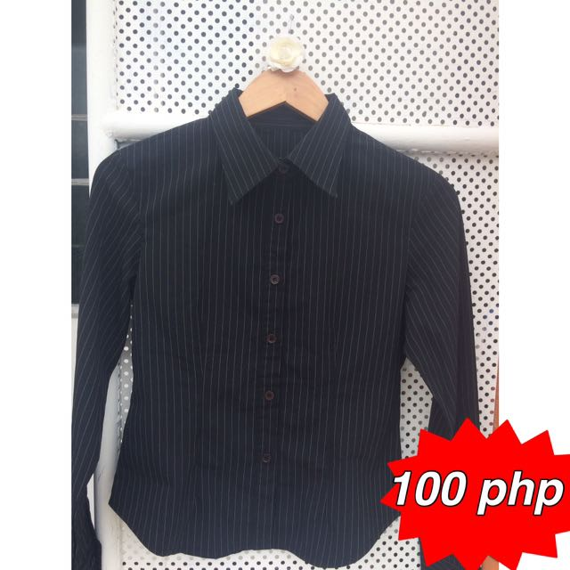 PRE LOVED OFFICE BLOUSE