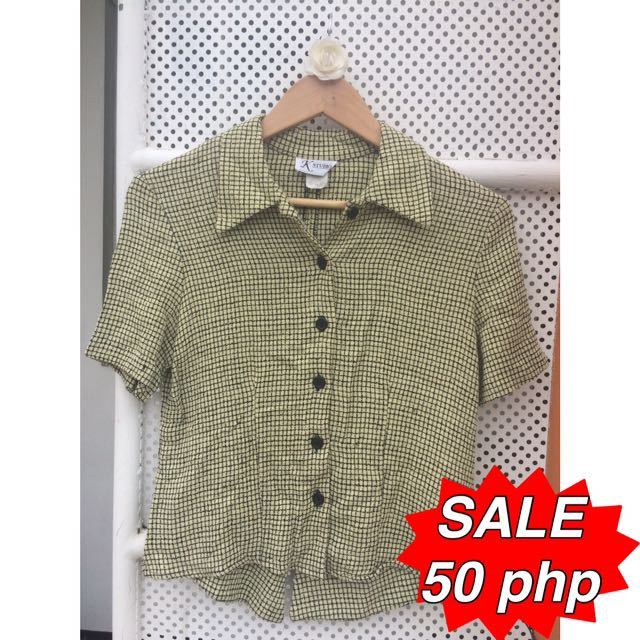 PRE-LOVED BLOUSE