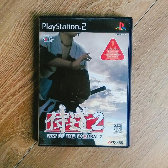 PS2 侍道2