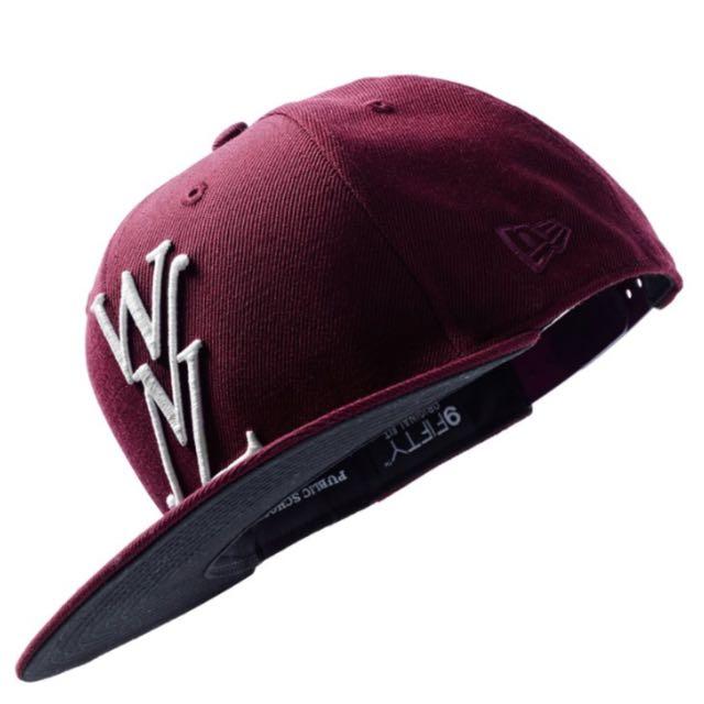 caff1745d8fbc Public School PSNY Bordeaux WNL Hat