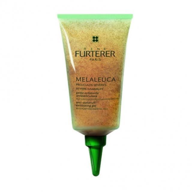 Rene Furterer Melaleuca Anti-Dandruff Exfoliating Gel - 75ml