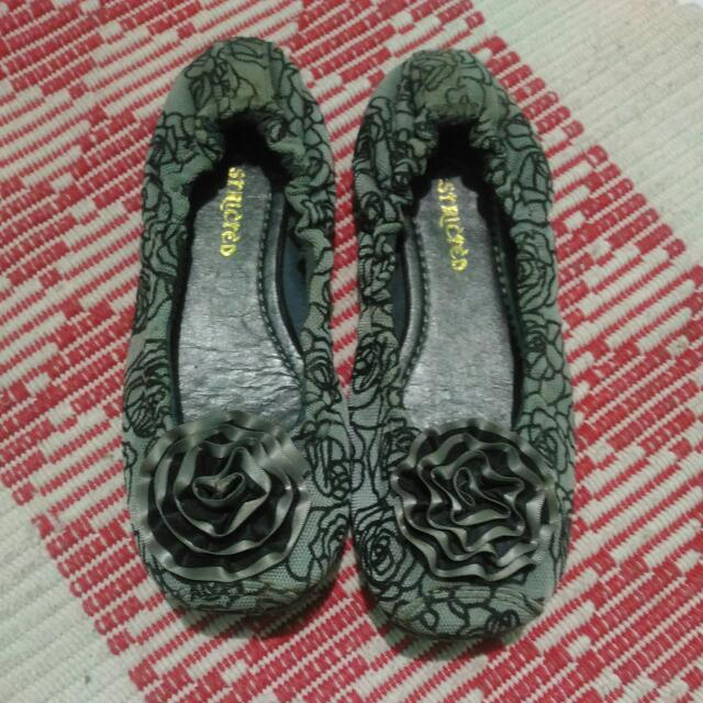 Restricted Doll shoes