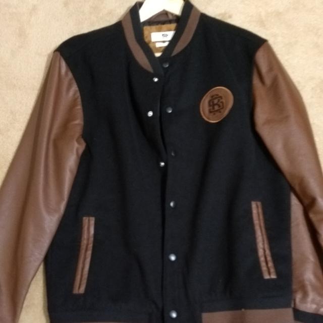 Retro Rusty Mens Jacket