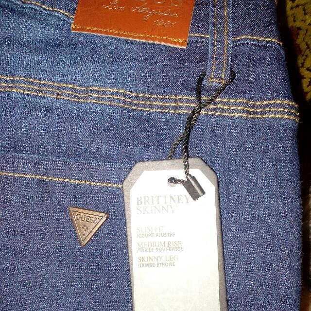 Rush Sale! Authentic Guess Pants