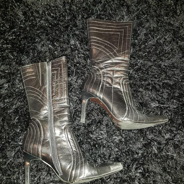 SACHI leather Boots