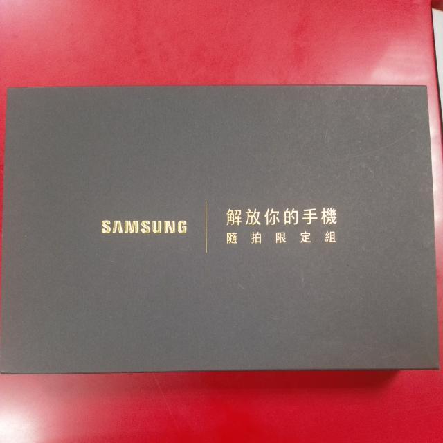 Samsung原廠藍牙自拍腳架組+外掛鏡頭組