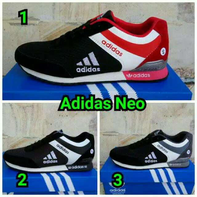 italy sepatu adidas neo new arrival mens fashion mens footwear on carousell  a95f5 982fa b01951276