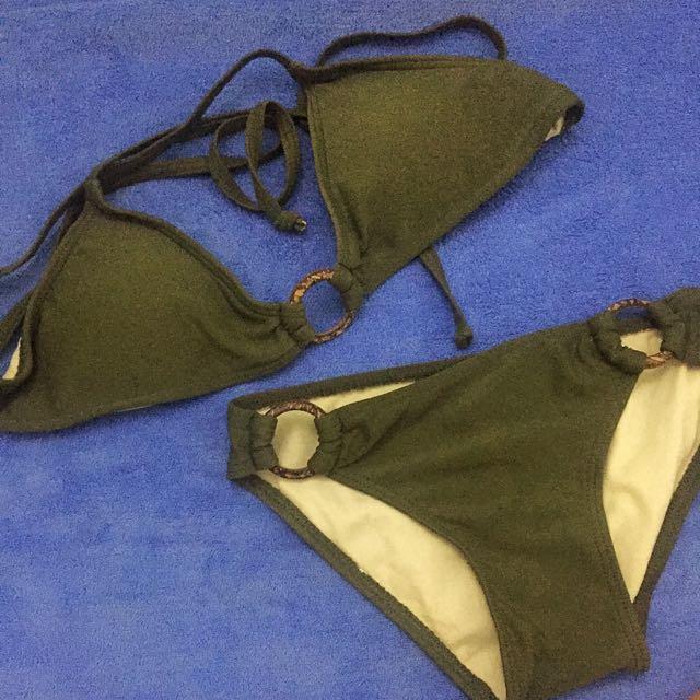 Seventeen Two-piece Swimsuit