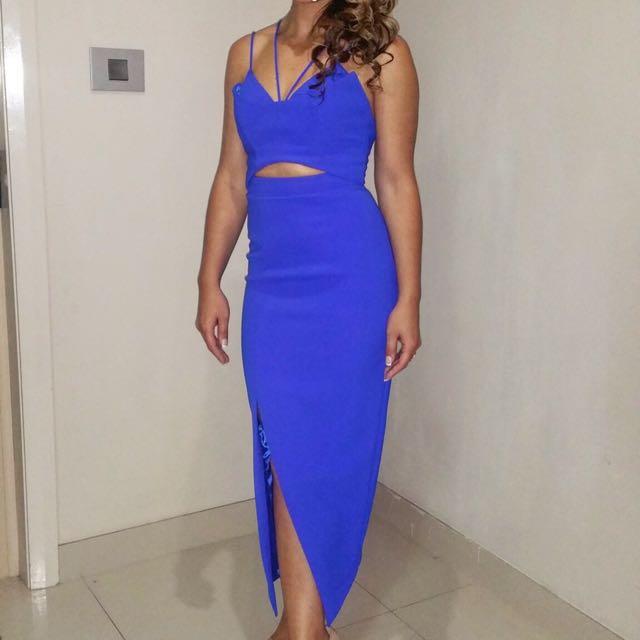 Sheike Formal Dress