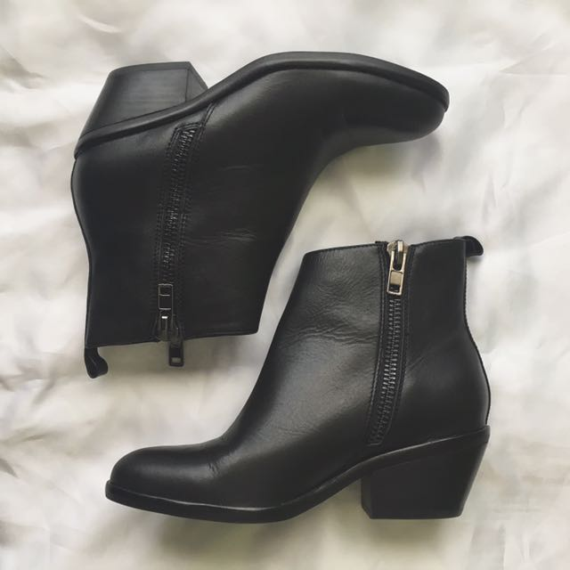 Siren Leather Boots