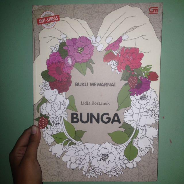 Sketch Book/Buku Mewarnai