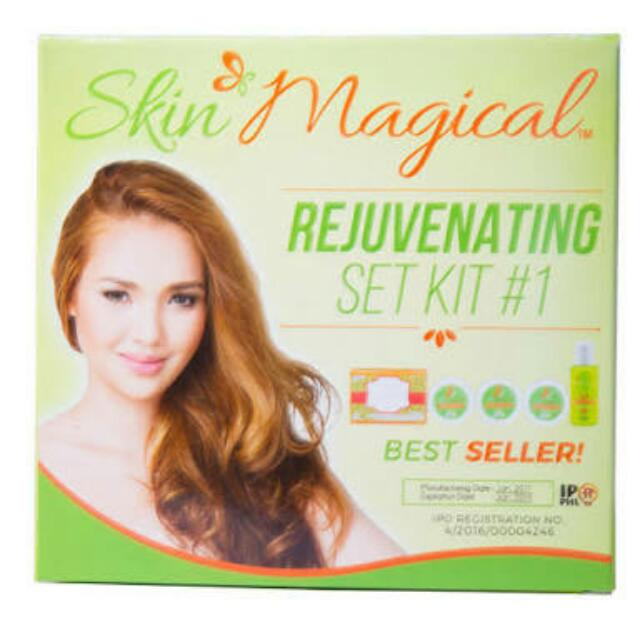 Skin Magical Rejuvenating Set #1
