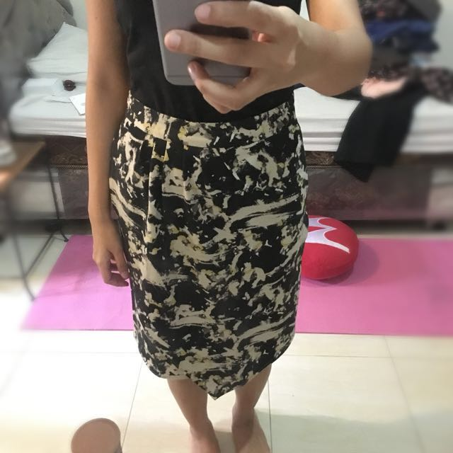 Skirt Abstract Berrybenka