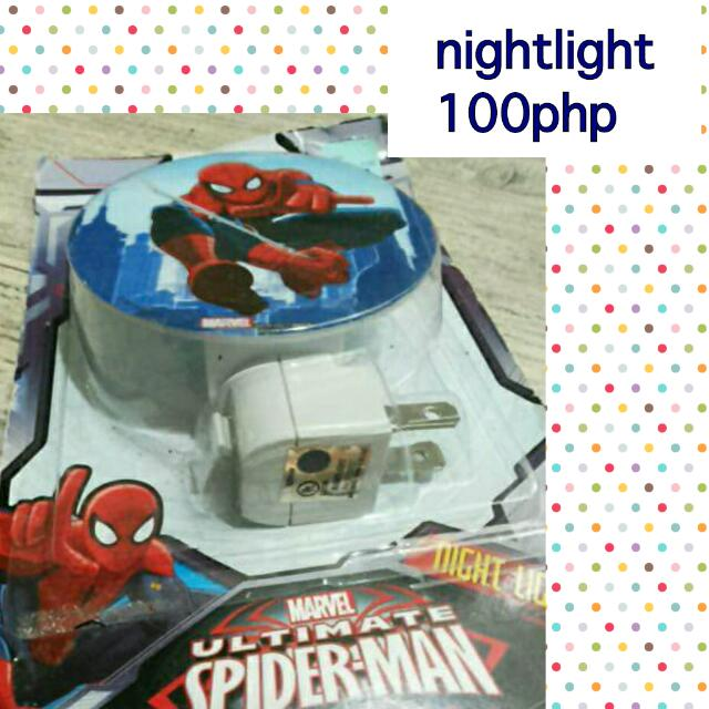 Spiderman Nightlight