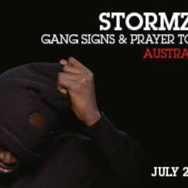Stormzy - THIS THURSDAY 27TH