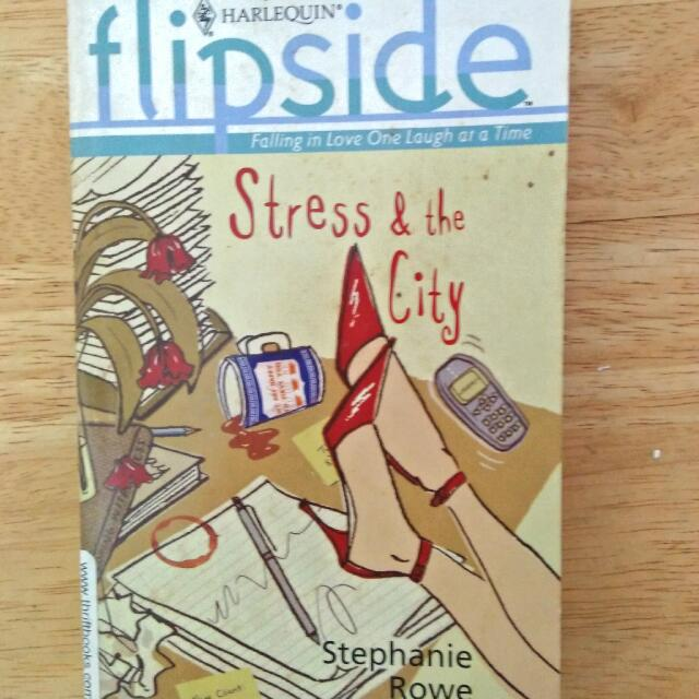 Stress & the City by Stephanie Rowe