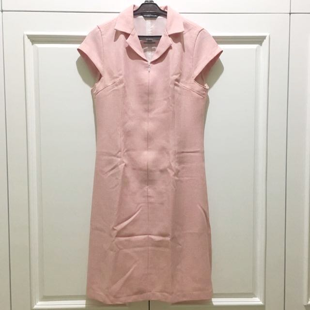 SUGARLESS GAL Pink Dress
