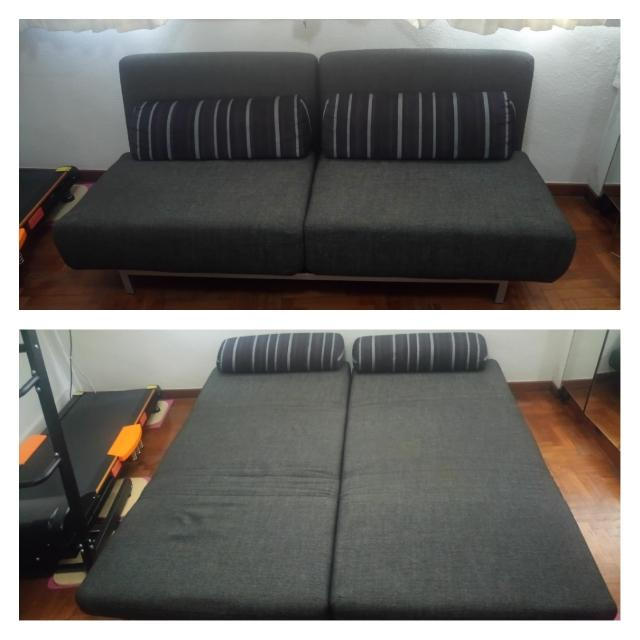 Superior Quality Convertible Sofa Bed