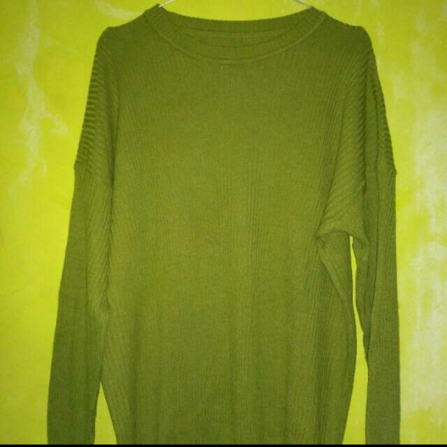 SWEATER BOXY