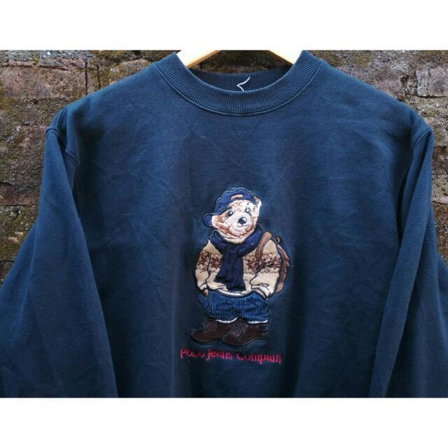 Sweater Polo Bear