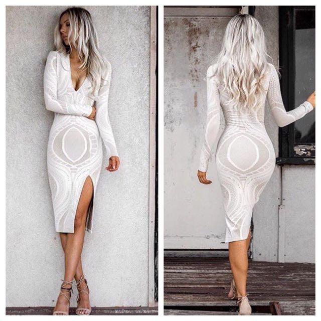 Sydney Lace Dress