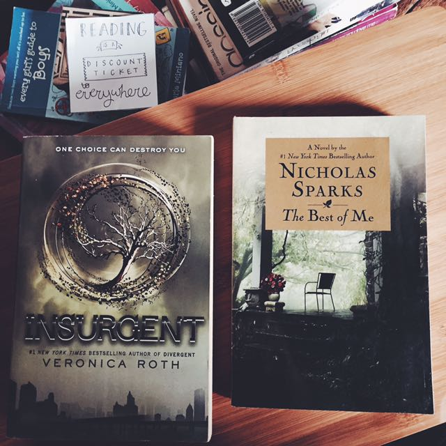 Insurgent/The Best Of Me