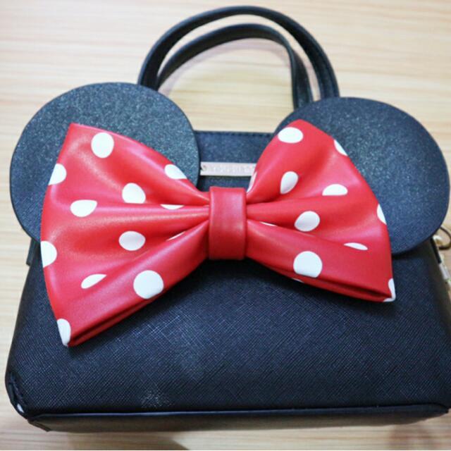 Tas minnie mouse bow