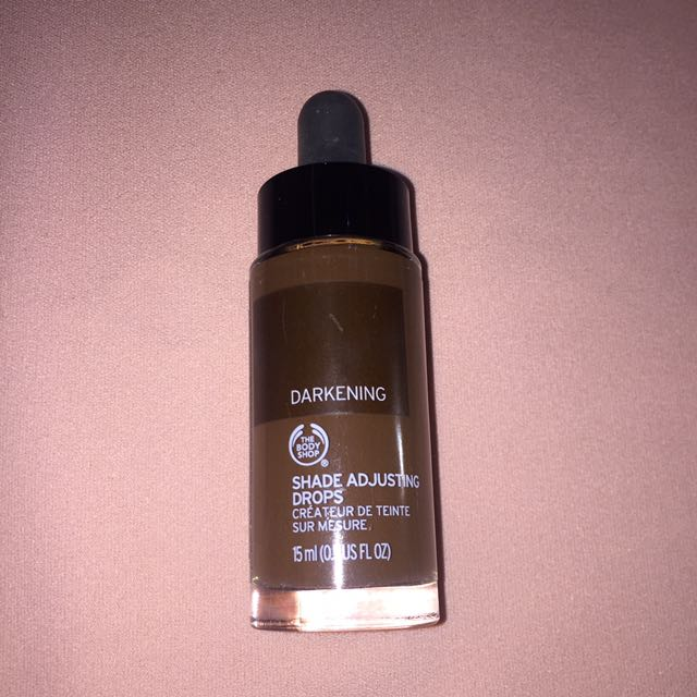 The Body Shop Darkening Drops