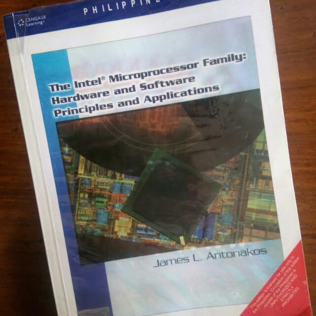 The Intel Microprocessor Family: Hardware and Software Principles and Applications   By James L. Antonakos