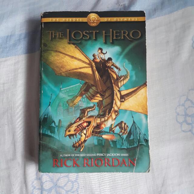 The Lost Hero (Rick Riordan)