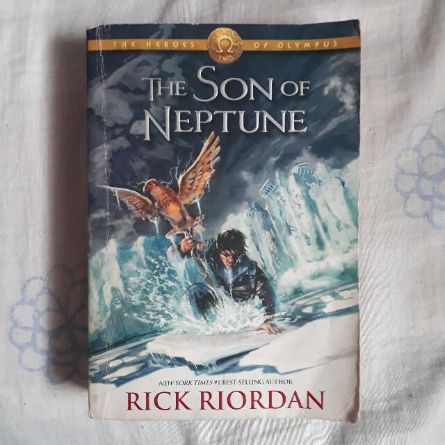 The Son Of Neptune (Rick Riordan)