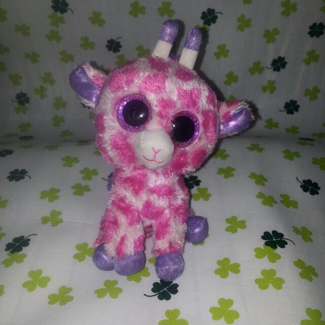 Ty Beanie Boo Plush Stuffed
