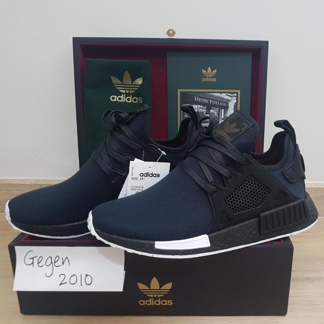 c5192801fd93e UK 8   US 8.5 Adidas x Size  x Henry Poole NMD XR1(Size Exclusive ...