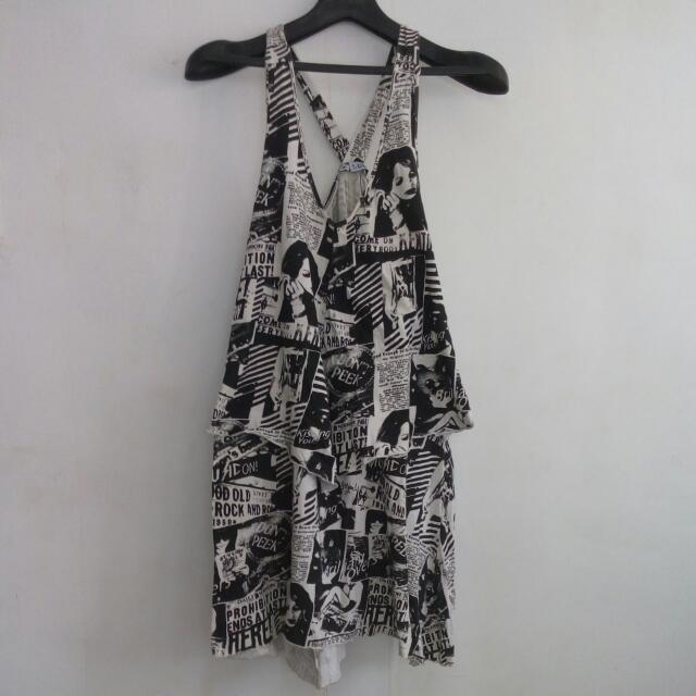 Vintage Punk Dress