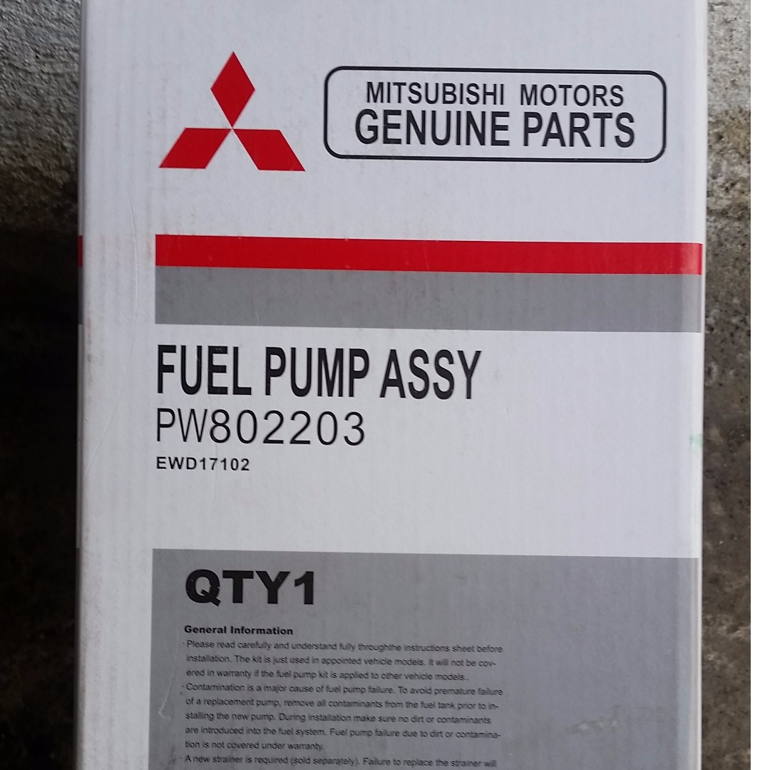 waja fuel pump