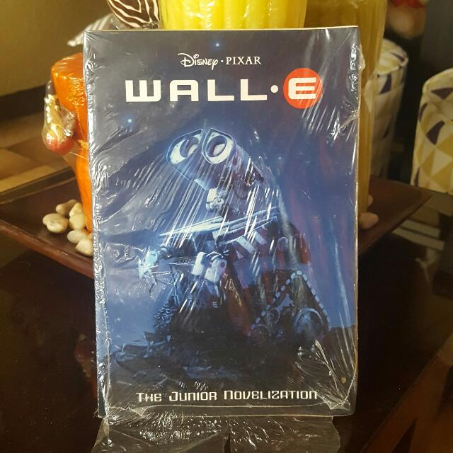 Wall-E: The Junior Novelization