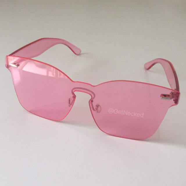 Wild Thoughts Sunglasses Pink