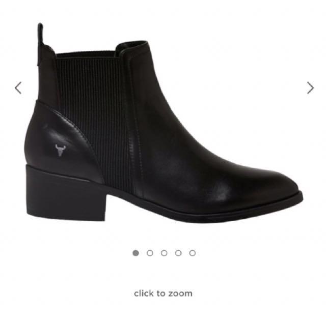 Windsor smith RAF boots
