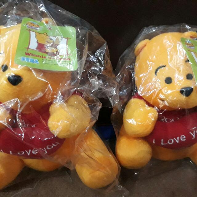 Winnie the Pooh Stuff toy