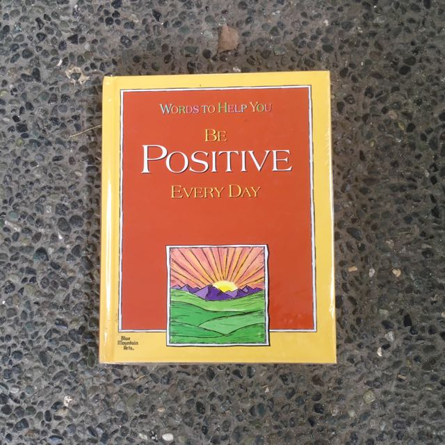 Words To Help You Be Positive