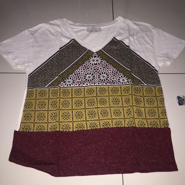 Zara Bohemian T-Shirt