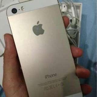 IPHONE 5S 16 GB ORI IBOX