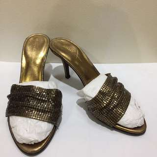 Authentic DKNY Sandals Size 5 1/2 Fits 6
