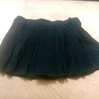 Black Box Spleat Skirt