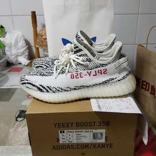 Adidas Yeezy V2 Zebra US 9.5