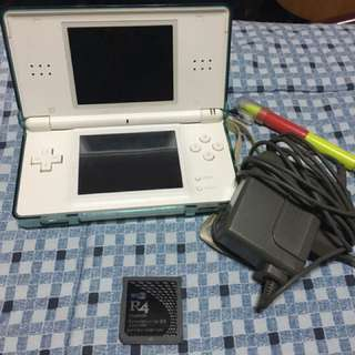 DS Nintendo Lite (White)