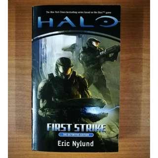 Halo Trilogy : First Strike