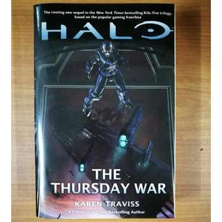 Halo Trilogy : The Thursday War