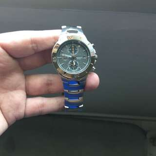 Spoilt Seiko Watch