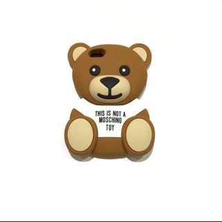 Moschino Bear Case For Iphone 5/5s/5se